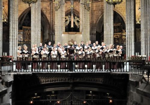 Concert - Barcelona, Catedral de Barcelona