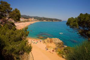 Lloret Main Beach