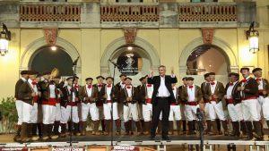"""Choir """"Les Chanteurs du Comminges"""" , France"""