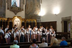 "Choir ""Melody"" from Navsie, Czech Republic"